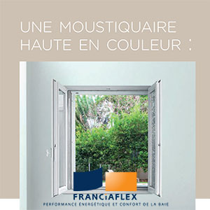 Catalogue Franciaflex - Moustiquaires 39